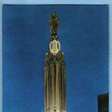 Postales: BILBAO. MONUMENTO AL SAGRADO CORAZON. EXCLUSIVAS SAN CAYETANO. Lote 12886233