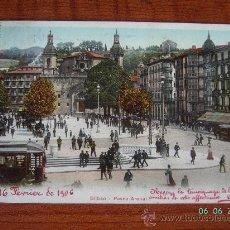 Postales: BILBAO - PASÉO ARENAL. Lote 13660434