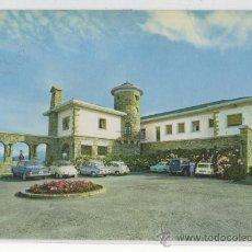 Postales: TARJETA POSTAL DE FUENTERRABIA HOSTAL DE JAIZQUIBEL GUIPUZCOA. Lote 13680546