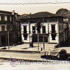 Postales: GUIPUZCOA. GUETARIA. Nº 4. PLAZA DE ELCANO. FOTO GAR. SIN CIRCULAR.. Lote 14040641