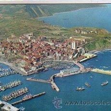 Postales: BERMEO (VIZCAYA).- VISTA AEREA. Lote 14128789