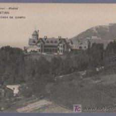 Postales: TARJETA POSTAL ANTIGUA DE SAN SEBASTIAN. REAL CASA DEL CAMPO. HAUSER Y MENET. 904.. Lote 235536035