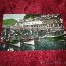 Postales: SAN SEBASTIAN EL PUERTO,EDICIONES LUJO-ZARAGOZA. Lote 14773149