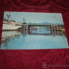 Postales: BILBAO (DEUSTO) EL PUENTE LEVADIZO,FOTOCOLOR MADYMA. Lote 14801295