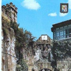 Postales: POSTAL DE FUENTERRABIA - ESCRITA , MIDE 15X 10,5 CM.. Lote 15001902
