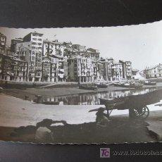 Postales: POSTAL FOTOGRAFICA CON VISTA PARCIAL DE BERMEO - VIZCAYA - EDICIONES MAITE BILBAO. Lote 20649061