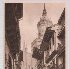 Postales: FUENTERRABÍA.-CALLE MAYOR.. Lote 15432005