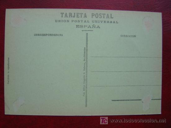 Postales: SAN SEBASTIAN - Foto 2 - 15443395