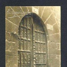 Postkarten - Postal de VERGARA (Guipuzcoa): Puerta (Ed.Aguirreolea) - 15564654
