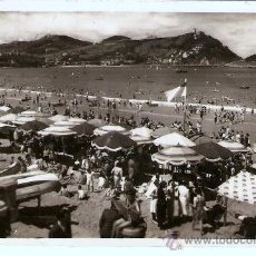 Postales: POSTAL DE SAN SEBASTIAN , CIRCULADA SIN SELLO . Lote 22494717