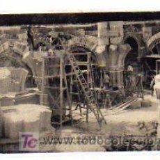 Postales: ALAVA. VITORIA. NUEVA CATEDRAL EN CONSTRUCCIÓN. CRIPTA EN CONSTRUCCIÓN SERIE 1 N 3. SIN CIRCULAR. . Lote 15931519