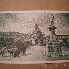 Postales: ANTIGUA POSTAL DEL SANTUARIO DE LOYOLA, VISTA GENERAL. CIRCULADA SIN SELLO, AÑO 1948. POSTAL 423. Lote 16014407