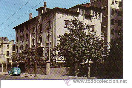 BILBAO.- CAJA DE AHORROS MUNICIPAL DE BILBAO. RESIDENCIA FEMENINA (Postales - España - País Vasco Moderna (desde 1940))