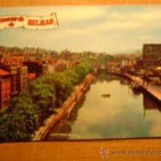 Postcards - POSTAL BILBAO CAMPO VOLANTIN Y RIA SIN CIRCULAR - 16444848