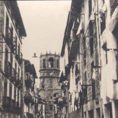 Postales: GUETARIA(GUIPUZCOA).-CALLE MAYOR. Lote 16453849