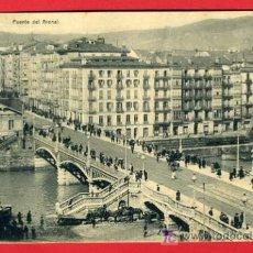 Cartoline: BILBAO, PUENTE DEL ARENAL, P34055. Lote 16939057
