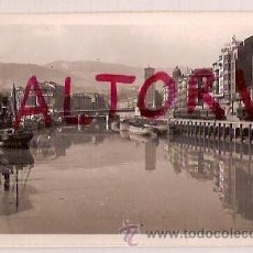 Postales: ANTIGUA POSTAL BILBAO MUELLE DE RIPA GARCIA GARRABELLA. Lote 16945152