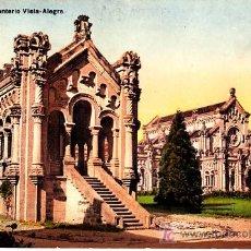 Postales: PS0229 BILBAO 'CEMENTERIO VISTA - ALEGRE'. EDICIÓN LG. SIN CIRCULAR. Lote 17211018