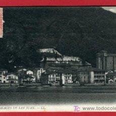 Postales: PASAJES, GUIPUZCOA, PASAJES DE SAN JUAN, P35130. Lote 17215999