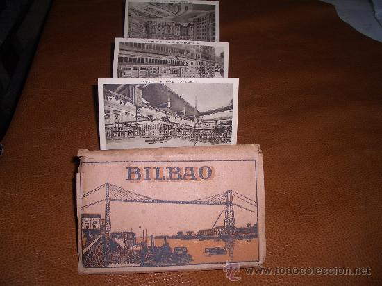 BILBAO L. ROISIN- TACO COMPLETO- CAJA 1- (Postales - España - País Vasco Moderna (desde 1940))