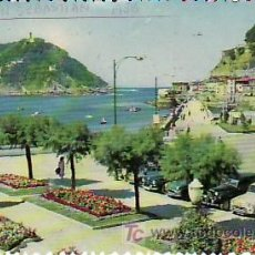 Postales: SAN SEBASTIAN.CLUB NAUTICO Y BAHIA.DESDE TENERIFE-COLECCIONISMO EN GENERAL -RASTRILLOPORTOBELLO. Lote 24354450