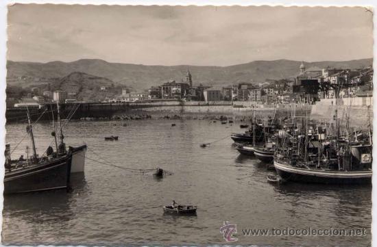 BERMEO(VIZCAYA).-VISTA PARCIAL (Postales - España - País Vasco Moderna (desde 1940))