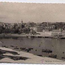 Postales: BERMEO(VIZCAYA).-PUERTO Y VISTA PARCIAL. Lote 17318899