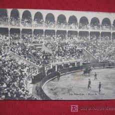 Postales: SAN SEBASTIAN - PLAZA DE TOROS. Lote 17581093