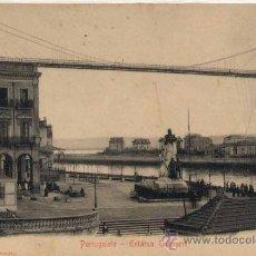 Postkarten - PORTUGALETE(VIZCAYA).-ESTATUA CHAVARRI - 17873357