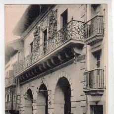 Postales - TARJETA POSTAL DE FUENTERRABIA,GUIPUZCOA Nº 153.ARCOS CASA CONSISTORIAL.MD. PHOTOTYPIE MARCEL DELBOY - 17926037