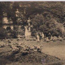 Postales: SAN SEBASTIÁN.-JARDINES DE LA PLAZA DE GUIPUZCOA. Lote 17998255