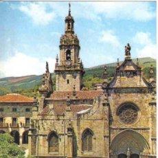 Postales: VALMASEDA - 2 IGLESIA DE SAN SEVERINO. Lote 18260163