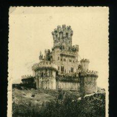 Postales: BUTRON - CASTILLO DE BUTRON - FOTOGRAFICA. Lote 18290990