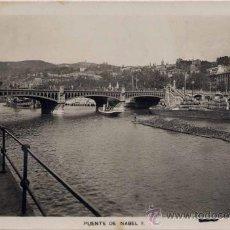 Postcards - BILBAO(VIZCAYA).-PUENTE DE ISABEL II - 18410857