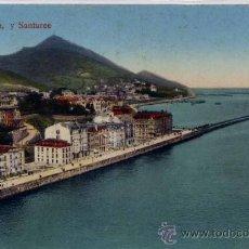 Postales: PORTUGALETE Y SANTURCE( VIZCAYA ). Lote 18412854