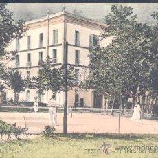 Postales: CESTONA(GUIPUZCOA).-EL TENIS DEL BALNEARIO. Lote 18888478
