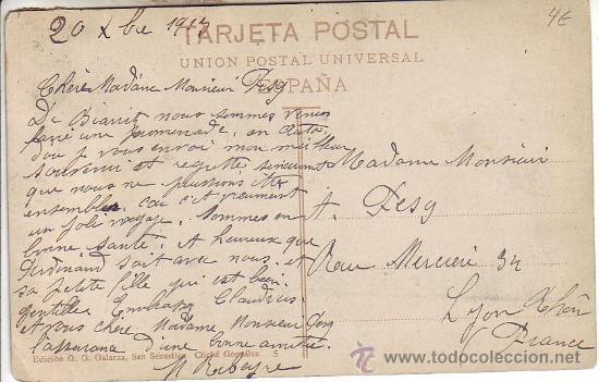 Postales: san sebastian puente de santa catalina - Foto 2 - 27411527