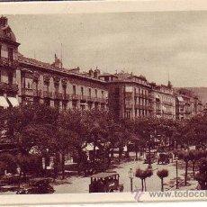 Postales: SAN SEBASTIAN AVENIDA DE LA LIBERTAD. Lote 26603892