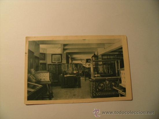POSTAL DE SAN SEBASTIÁN. PALACIO DEL MAR. AQURIUM. CIRCULADA AÑO 1944. POSTAL 87 (Postales - España - País Vasco Moderna (desde 1940))