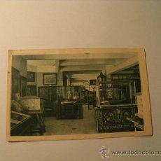 Postales: POSTAL DE SAN SEBASTIÁN. PALACIO DEL MAR. AQURIUM. CIRCULADA AÑO 1944. POSTAL 87. Lote 19250038