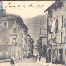 Postales: EIBAR(GUIPUZCOA).- CALLE DE MARIA ANGELA. Lote 19452890