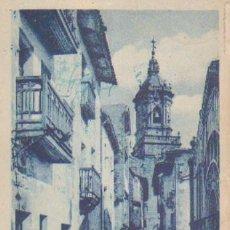 Postales: POSTAL DEL PAIS VASCO. CALLE DE LAS TIENDAS P-PV-845. Lote 19546771
