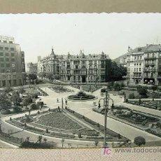 Postales: ANTIGUA POSTAL, FOTO, BILBAO, PLAZA, FEDERICO MOYUA, GARCIA GARRABELLA, Nº 64. Lote 19824755