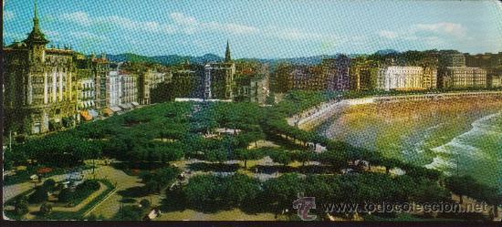 Postales: PARA COLECCIONISTAS DE HERACLIO FOURNIER VARIAS POSTALES PANORAMICAS DE SAN SEBASTIAN A 3 EUROS UD - Foto 5 - 26948688