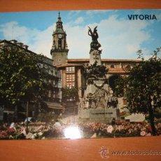 Postcards - 49.-VITORIA.PLAZA DE LA VIRGEN BLANCA EDICIONES GARRIDO - 20392012