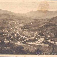 Postales: LOYOLA (GUIPUZCOA).- SANTA CASA DE LOYOLA-VISTA GENERAL DE AZPEITIA. Lote 20448501