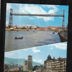 Postales: 48 - BILBAO. VISTAS DE LA RÍA. Lote 20480734