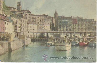 SAN SEBASTIAN .EL PUERTO.FOTO MATURANA. (Postales - España - País Vasco Moderna (desde 1940))