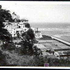 Cartoline: POSTAL SAN SEBASTIAN CAMPO DE TENIS DE ONDARRETA . GALARZA CA AÑO 1940.. Lote 27578614