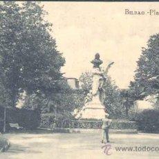 Postales: BILBAO (VICAYA).- PLAZA ELÍPTICA. Lote 21150014